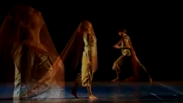 A dance-theater work on love and war based on the writings of Indian women poets across time.